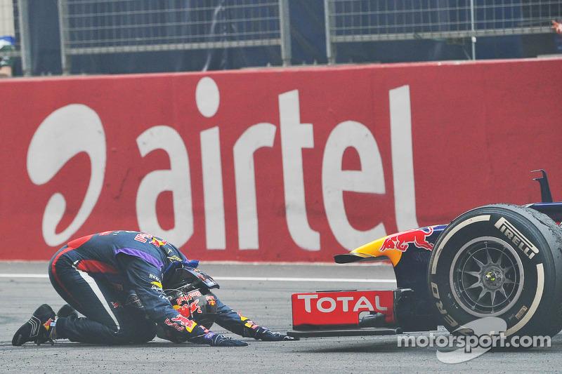 Sebastian Vettel: 29 üçüncülük