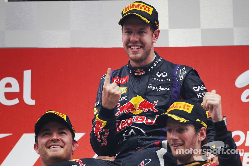 #2 Sebastian Vettel