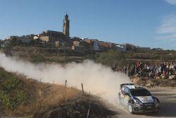 Thierry Neuville ve Nicolas Gilsoul, Ford Fiesta WRC, Qatar M-Sport WRT