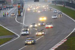 Robb Holland, Rob Huff, Charles Ng, Rotek, Audi TT-RS