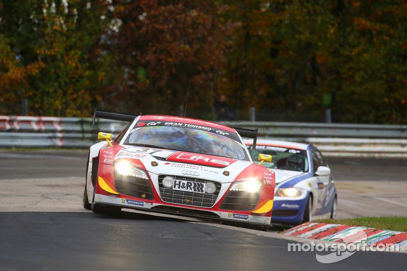 Chris Mamerow, Marc Basseng, Laurens Vanthoor, Phoenix Racing, Audi R8 LMS ultra