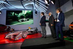 Alain Prost ve Jean-Paul Driot Formula E Şampiyonasına katılıyor