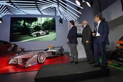 Alain Prost y Jean-Paul Driot se unen a la Formula E Championship