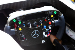 Volante del McLaren MP4-28
