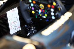 Lotus F1 E21 circuit map