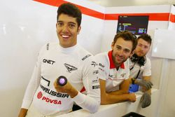 Rodolfo Gonzalez, Marussia F1 Team Yedek Pilotu