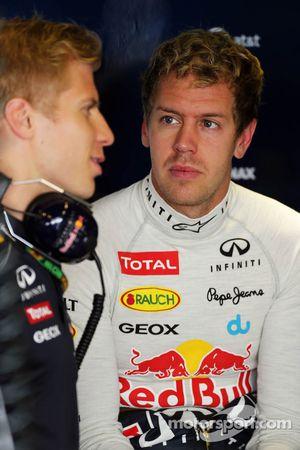 Sebastian Vettel, Red Bull Racing ve Heikki Huovinen, Personal Trainer