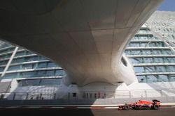 Rodolfo Gonzalez, Marussia F1 Team MR02 Yedek Pilotu