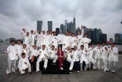 WTCC Shanghai, presentazione