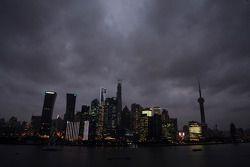 Vista general de Shanghai