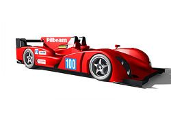 Pilbeam MP100 LMP2