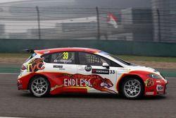 Yukinori Taniguchi, SEAT Leon WTCC, Campos Racing
