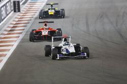 Джованни Вентурини. Абу-Даби, субботняя гонка.