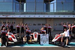 GP3 ART Teamfoto