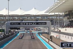 De GP3 grid