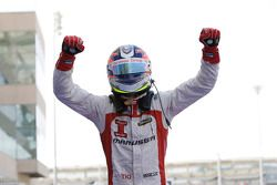 Racewinnaar Tio Ellinas