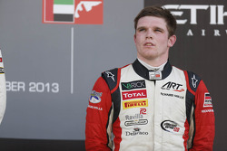 Third place Conor Daly