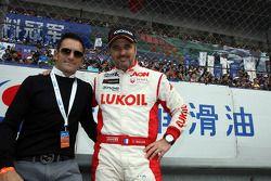 Gianni Morbidelli, Chevrolet Cruze 1.6T, RML