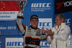 3rd position Norbert Michelisz, Team Principal, Honda Racing Team Jas
