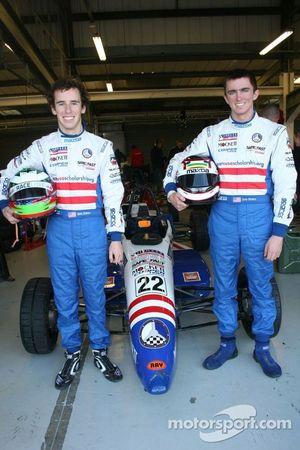 Jake Eidson en Joey Bickers