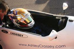 Ashley Crossey