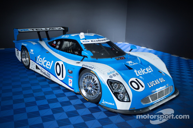 De Chip Ganassi Racing Ford EcoBoost