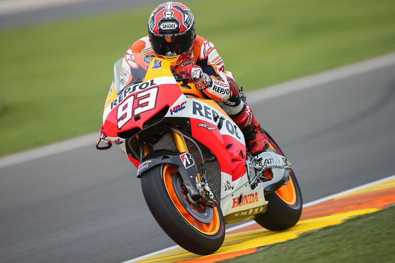 2013: Marc Márquez - GP do Catar - 3º lugar