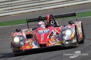 #45 Oak Racing Morgan - Nissan: Jacques Nicolet, Keiko Ihara, David Cheng