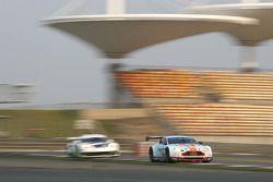 #99 Aston Martin Racing Aston Martin Vantage V8: Pedro Lamy, Bruno Senna