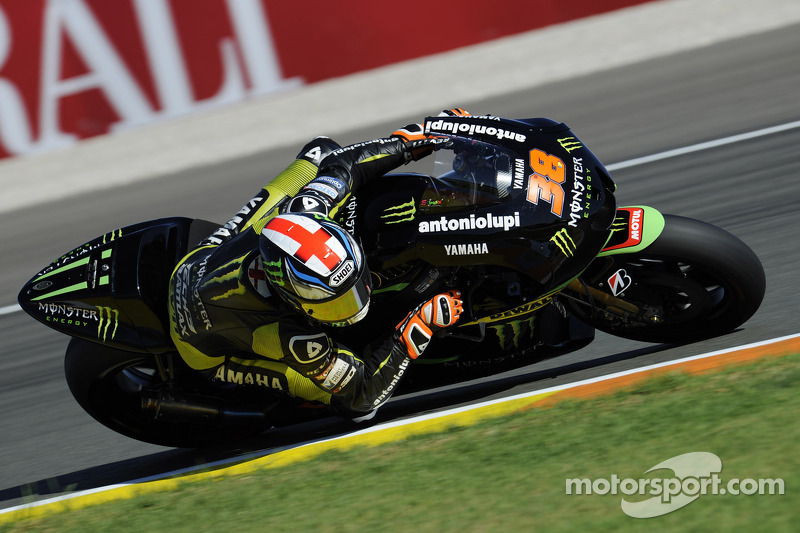 2013 - Bradley Smith (MotoGP)