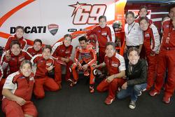 Ducati-Abschied für Nicky Hayden