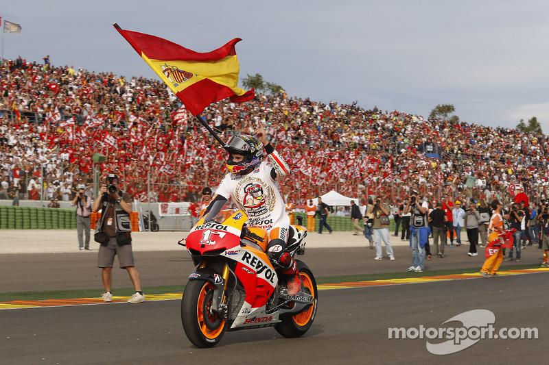 2013 - перший титул у MotoGP