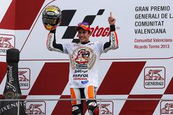MotoGP-Champion 2013: Marc Marquez, Repsol Honda Team