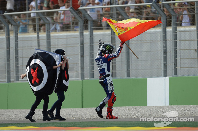 31- GP de Valencia 2013, Yamaha