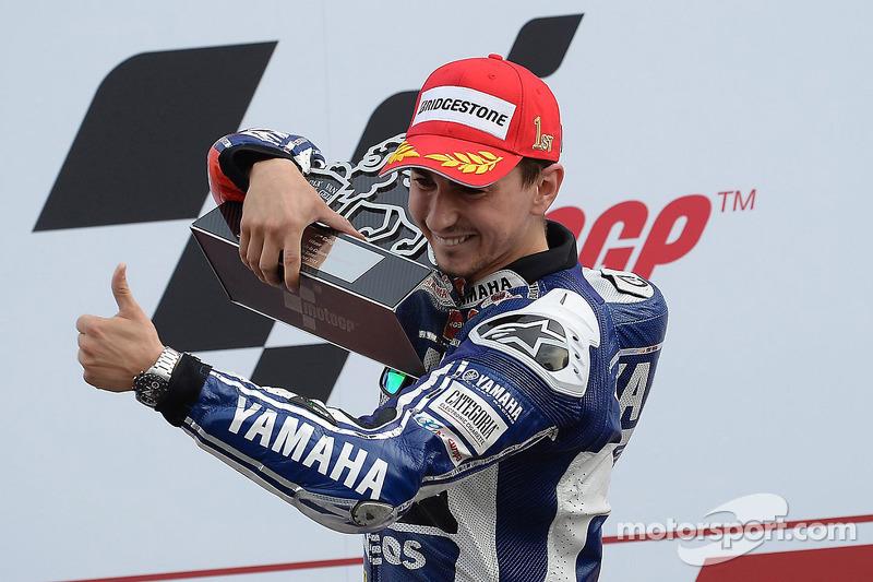 2013 : Jorge Lorenzo (Yamaha Factory Racing)