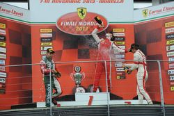 Daniel Mancinelli, Philipp Baron, Stefano Gai
