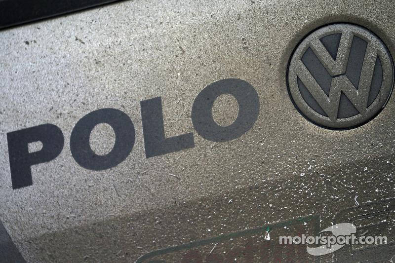 Detalle del Volkswagen Polo R WRC