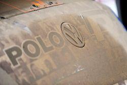 Detalhe do Volkswagen Polo R WRC