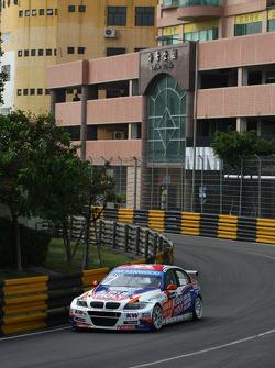 Ng Ka Ki, BMW E90 320 TC, Liqui Moly Team Engstler