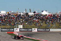 Fernando Alonso, Ferrari F138 se sigue de largo