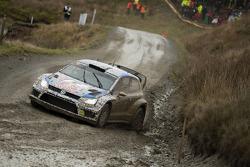 Andreas Mikkelsen, Paul Nagle, Volkswagen Polo WRC, Volkswagen Motorsport