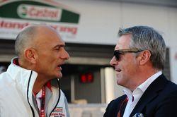 Gabriele Tarquini, WTCC General Manager