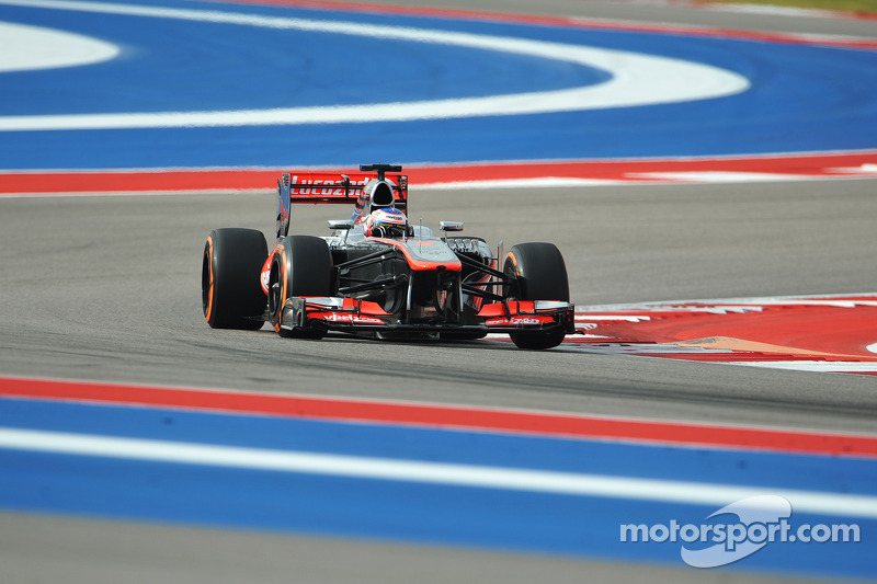 2013 - McLaren MP4-28 (Mercedes motor)