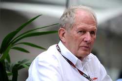 Helmut Marko, Red Bull Racing consultant