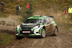 Yazeed Al Rajhi e Mathieu Baumel, Ford Fiesta RRC