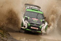 Yazeed Al Rajhi et Mathieu Baumel, Ford Fiesta RRC