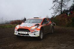 Mark Higgins e Rory Kennedy, Ford Fiesta R5