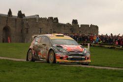 Martin Prokop and Michal Ernst, Ford Fiesta WRC