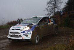 Michal Solowow y Sebastian Rozwadowski, Ford Fiesta WRC