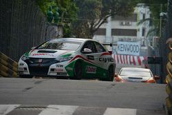 Gabriele Tarquini, Honda Civic, Honda Racing Team J.A.S